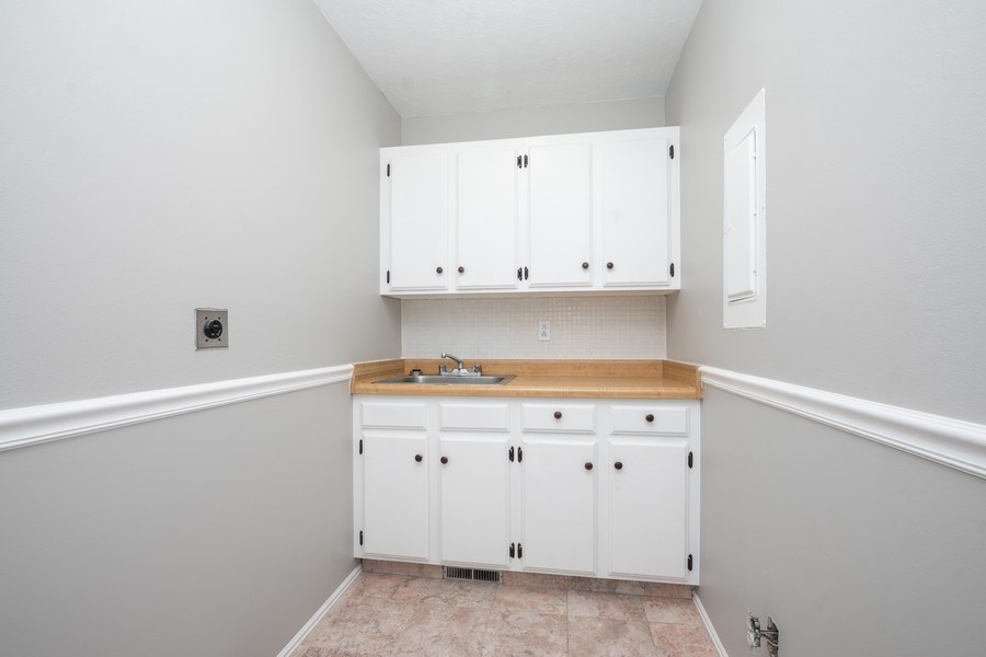 Real Estate Photography - 11778 S 1700 E, Sandy, UT, 84092 - Laundry Room