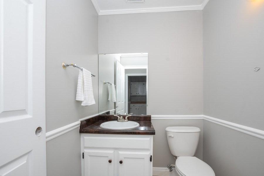 Real Estate Photography - 11778 S 1700 E, Sandy, UT, 84092 - Half Bath