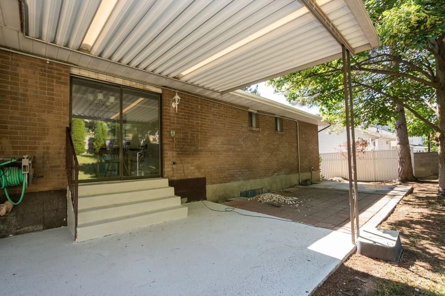 Real Estate Photography - 11778 S 1700 E, Sandy, UT, 84092 - Patio