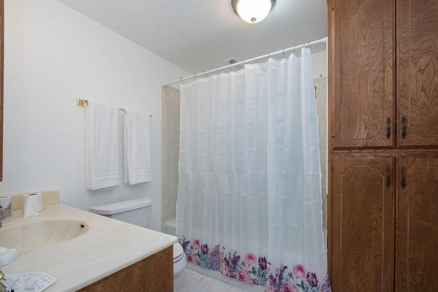 Real Estate Photography - 11778 S 1700 E, Sandy, UT, 84092 - 2nd Bathroom