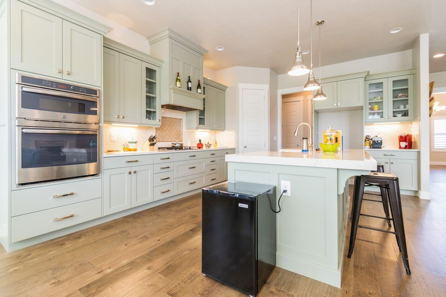 Real Estate Photography - 7392 S 5765 W, West Jordan, UT, 84081 - Kitchen