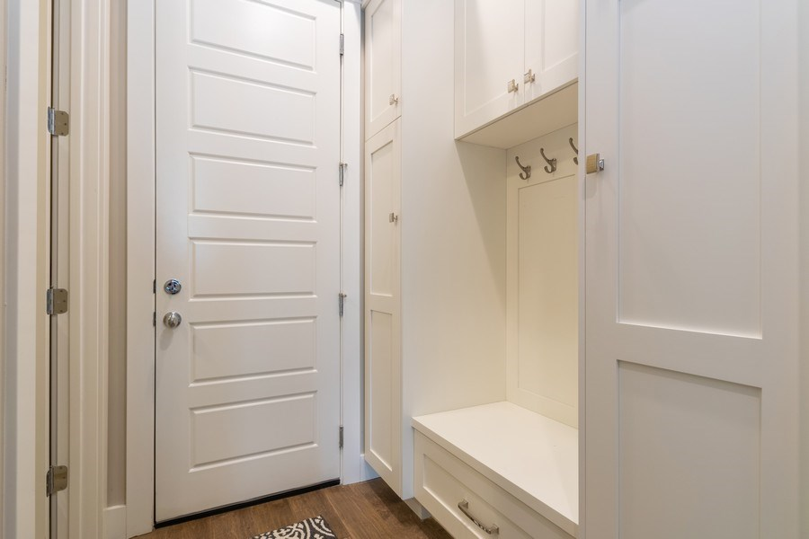 Real Estate Photography - 7392 S 5765 W, West Jordan, UT, 84081 - Mudroom