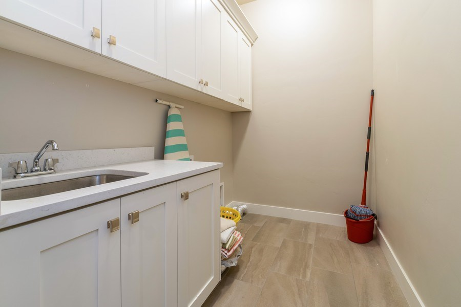 Real Estate Photography - 7392 S 5765 W, West Jordan, UT, 84081 - Laundry Room