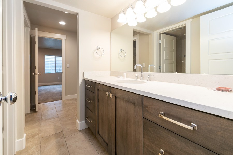 Real Estate Photography - 7392 S 5765 W, West Jordan, UT, 84081 - Bathroom