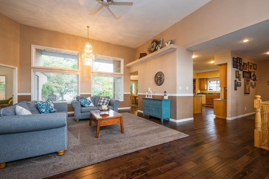 Real Estate Photography - 13032 S 1300 W, Riverton, UT, 84065 - Living Room