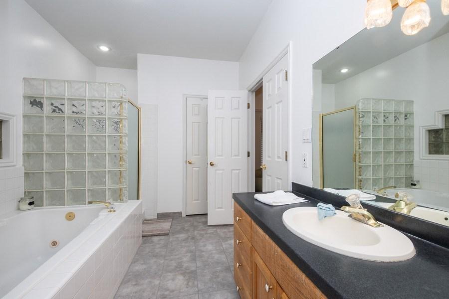 Real Estate Photography - 13032 S 1300 W, Riverton, UT, 84065 - Master Bathroom
