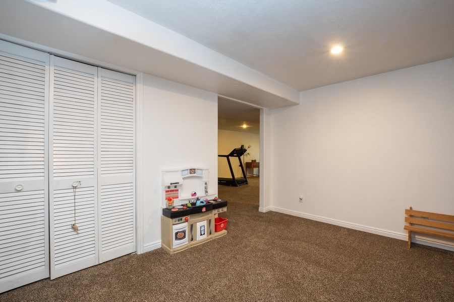 Real Estate Photography - 13032 S 1300 W, Riverton, UT, 84065 - 4th Bedroom
