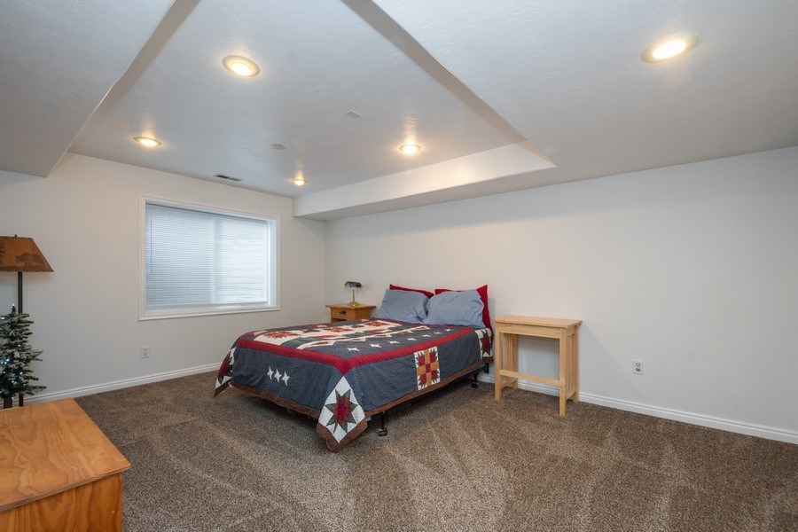 Real Estate Photography - 13032 S 1300 W, Riverton, UT, 84065 - 5th Bedroom