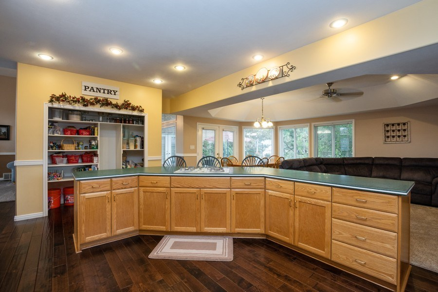Real Estate Photography - 13032 S 1300 W, Riverton, UT, 84065 - Kitchen