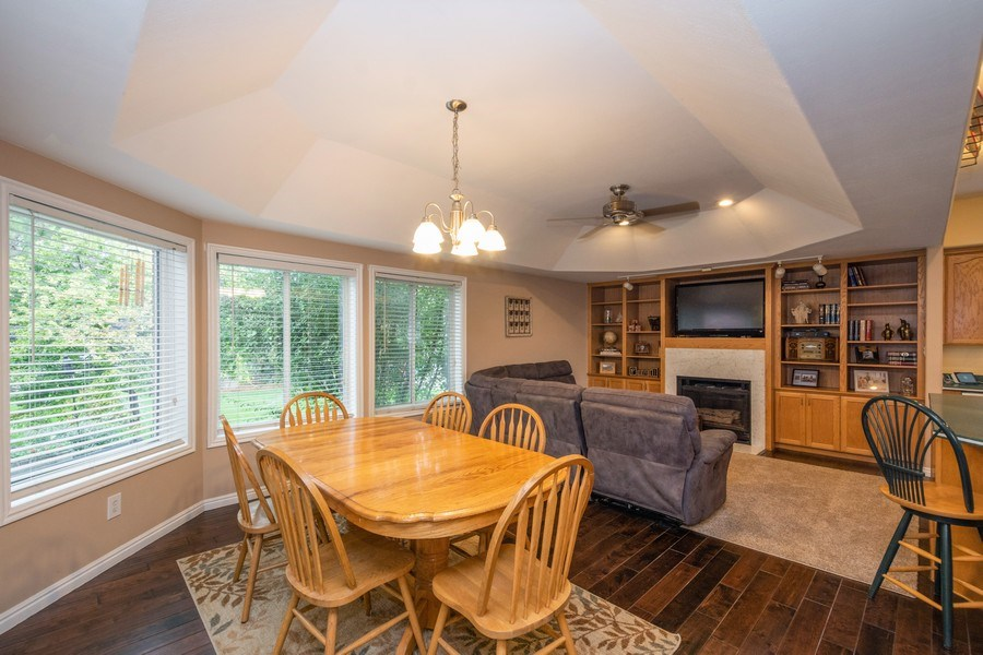 Real Estate Photography - 13032 S 1300 W, Riverton, UT, 84065 - Dining Room