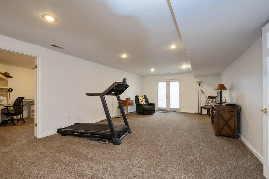 Real Estate Photography - 13032 S 1300 W, Riverton, UT, 84065 - Basement
