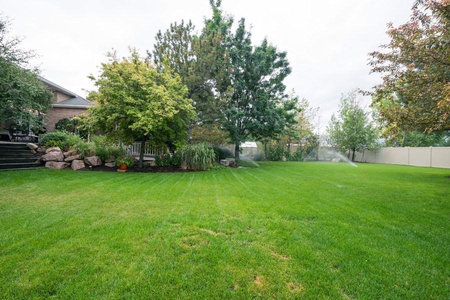 Real Estate Photography - 13032 S 1300 W, Riverton, UT, 84065 - Back Yard