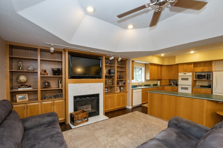 Real Estate Photography - 13032 S 1300 W, Riverton, UT, 84065 - Family Room
