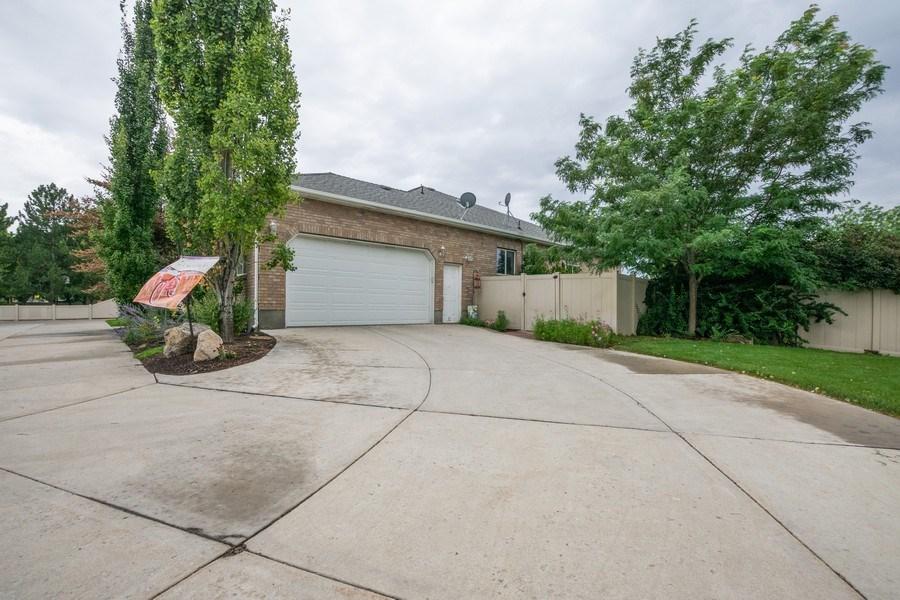 Real Estate Photography - 13032 S 1300 W, Riverton, UT, 84065 - Garage
