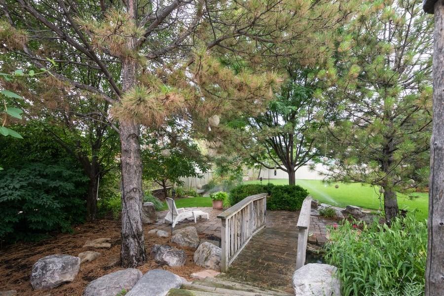 Real Estate Photography - 13032 S 1300 W, Riverton, UT, 84065 - Pond