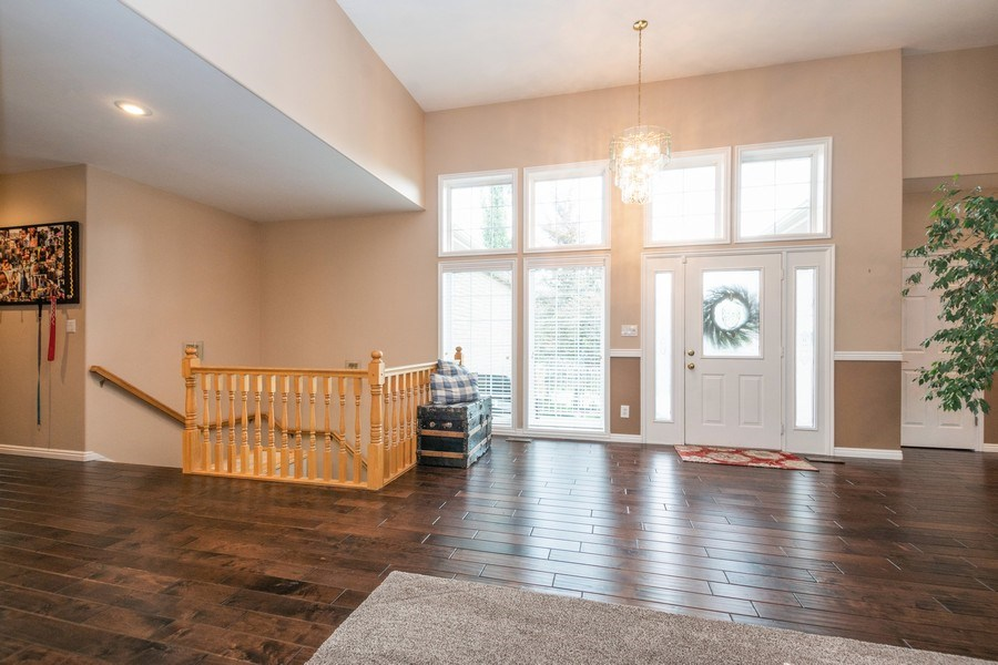 Real Estate Photography - 13032 S 1300 W, Riverton, UT, 84065 - Entryway