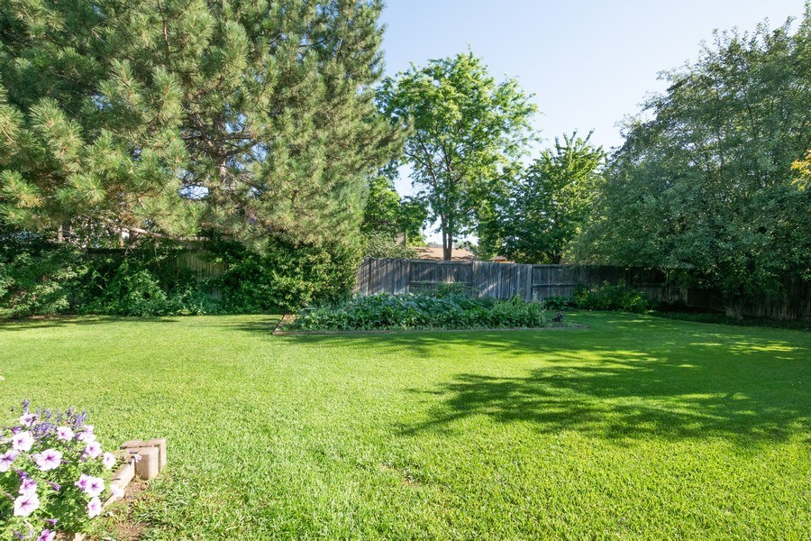 Real Estate Photography - 3250 w. 6735 S., West Jordan, UT, 84084 - Back Yard