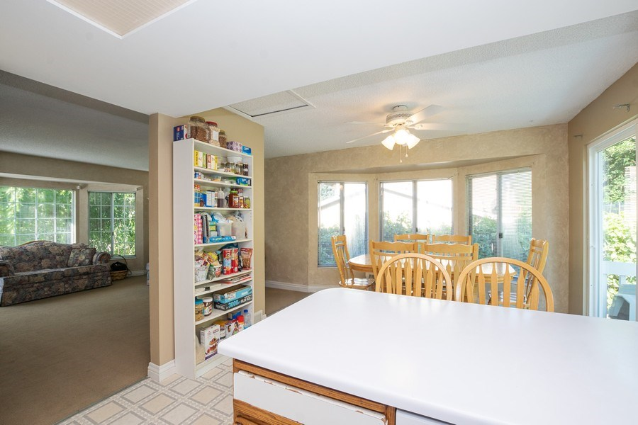 Real Estate Photography - 3250 w. 6735 S., West Jordan, UT, 84084 - Kitchen / Dining Room