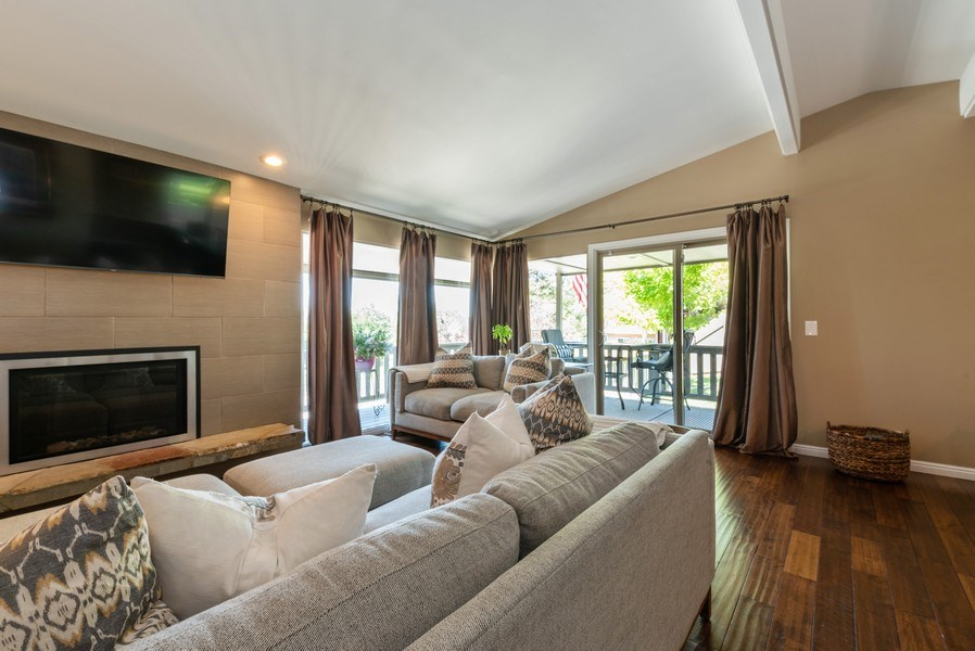 Real Estate Photography - 4669 S Wallace Lane, Holladay, UT, 84117 - Living Room