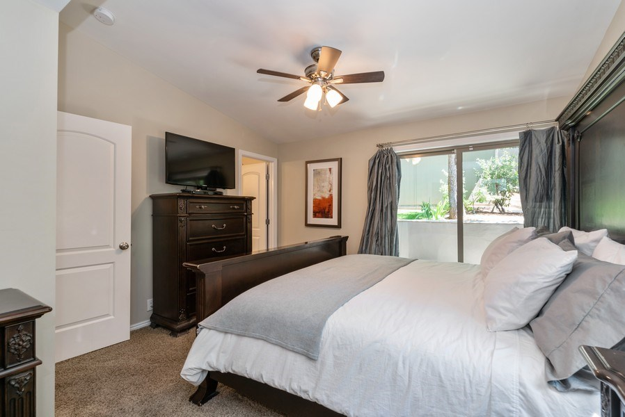 Real Estate Photography - 4669 S Wallace Lane, Holladay, UT, 84117 - Master Bedroom