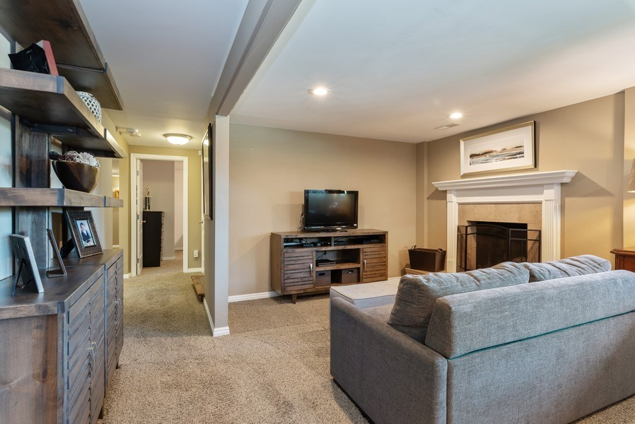 Real Estate Photography - 4669 S Wallace Lane, Holladay, UT, 84117 - Family Room