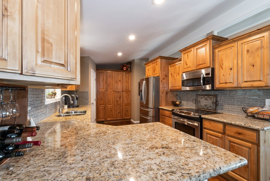 Real Estate Photography - 4669 S Wallace Lane, Holladay, UT, 84117 - Kitchen
