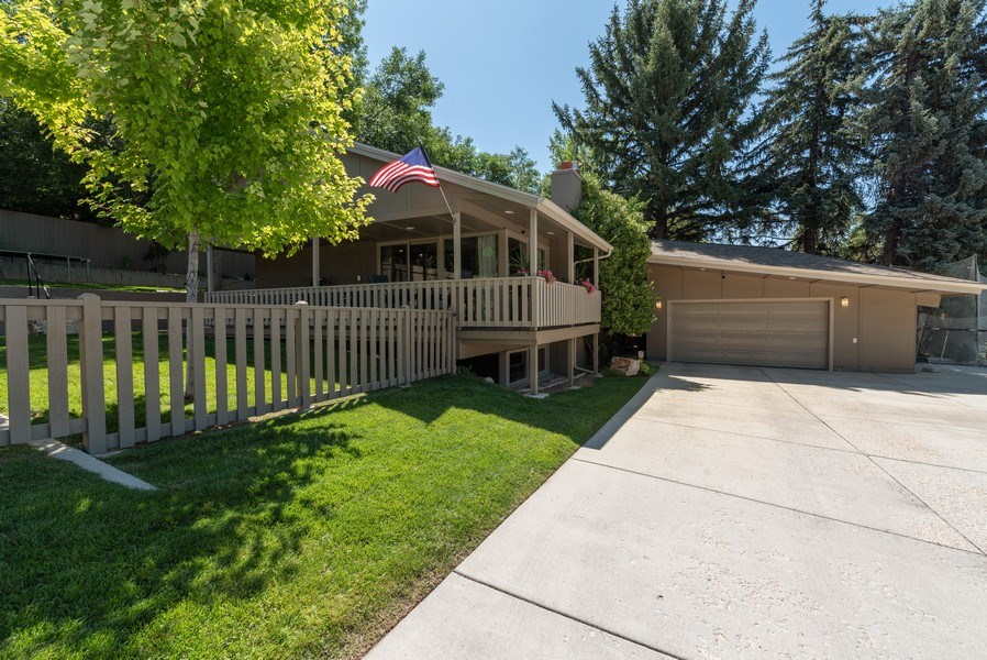 Real Estate Photography - 4669 S Wallace Lane, Holladay, UT, 84117 - Front View