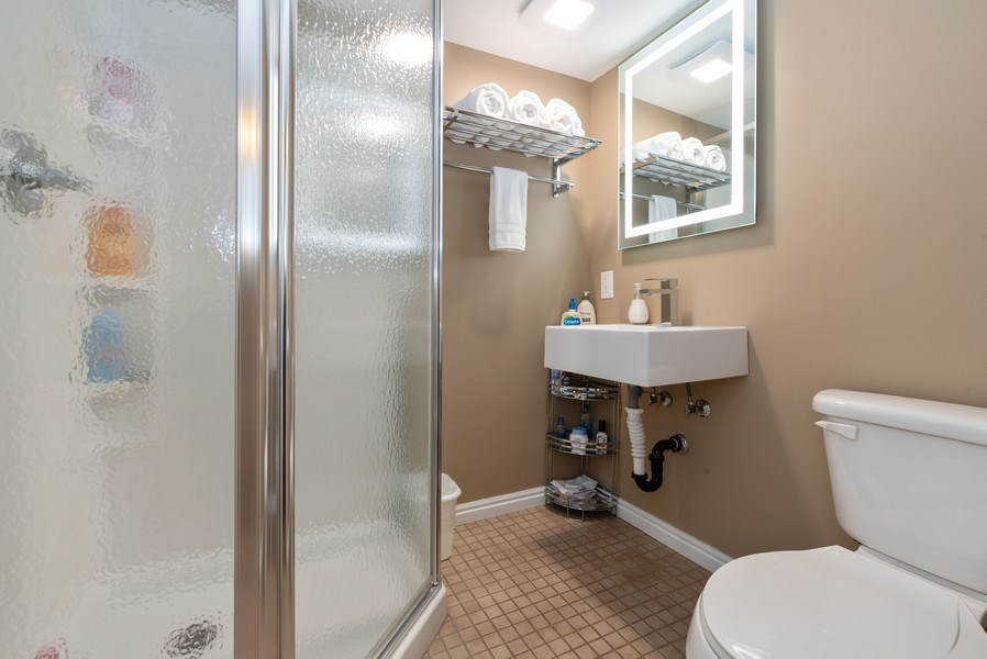 Real Estate Photography - 4669 S Wallace Lane, Holladay, UT, 84117 - 2nd Bathroom