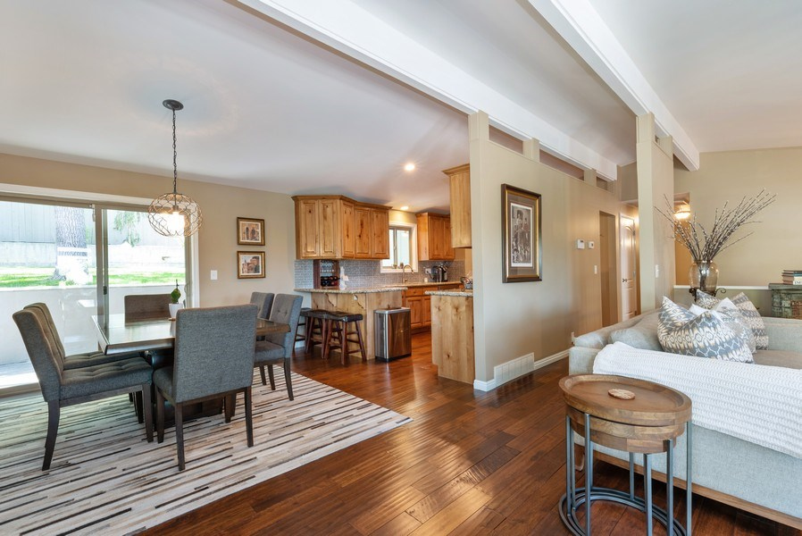 Real Estate Photography - 4669 S Wallace Lane, Holladay, UT, 84117 - Living Room/Dining Room