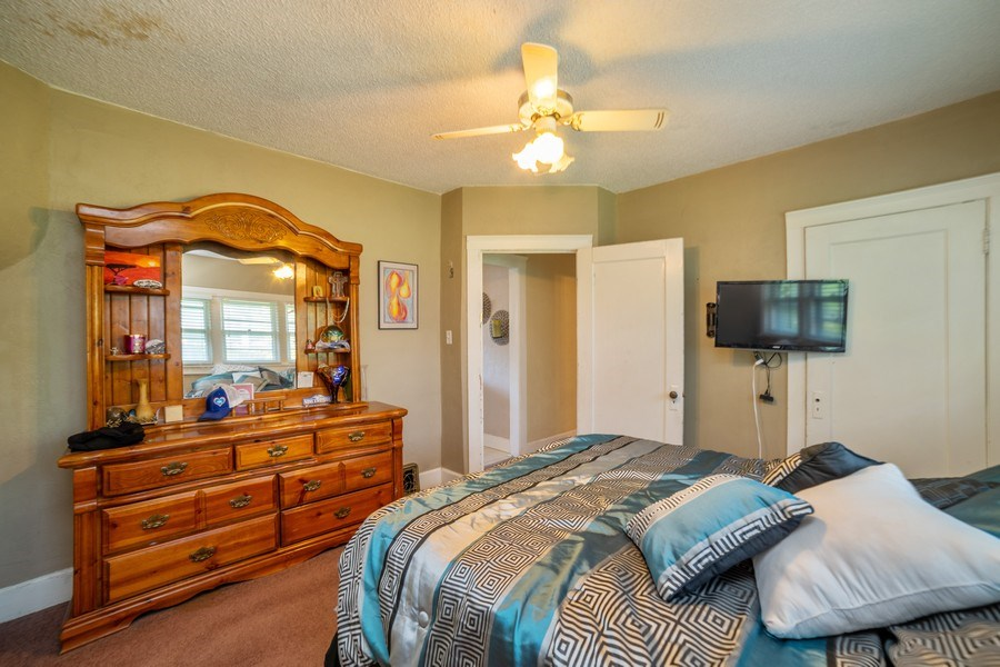 Real Estate Photography - 111 W. 3100 South, Bountiful, UT, 84010 - Master Bedroom