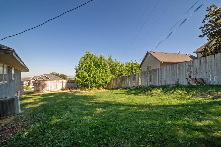 Real Estate Photography - 111 W. 3100 South, Bountiful, UT, 84010 - Back Yard