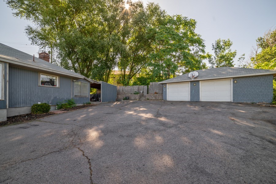 Real Estate Photography - 111 W. 3100 South, Bountiful, UT, 84010 - Garage