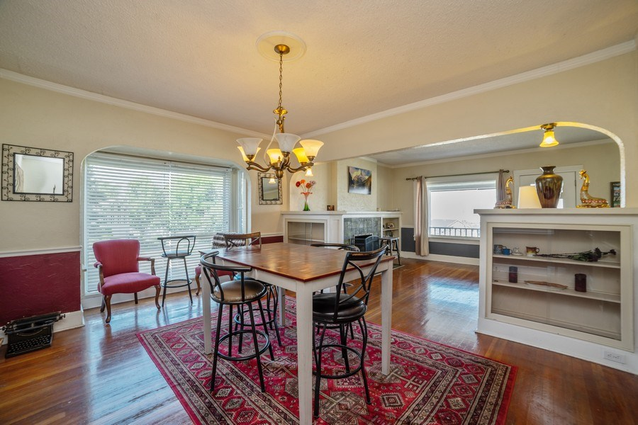 Real Estate Photography - 111 W. 3100 South, Bountiful, UT, 84010 - Dining Area