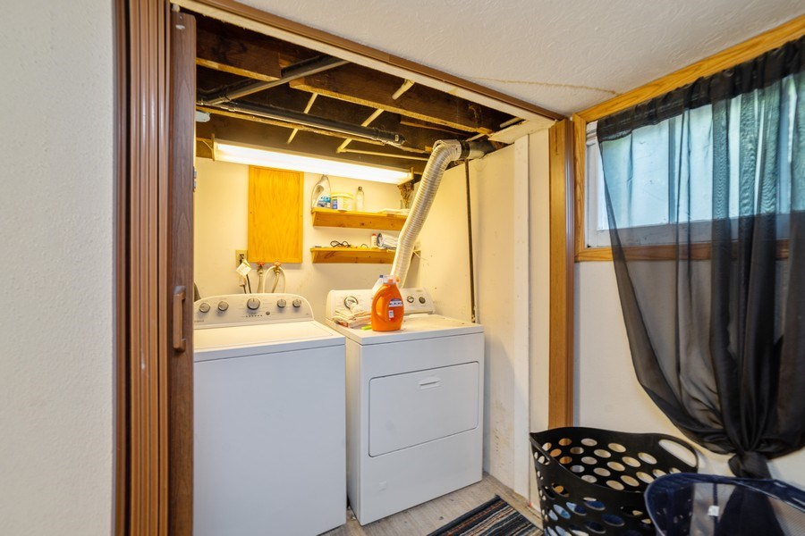 Real Estate Photography - 111 W. 3100 South, Bountiful, UT, 84010 - Laundry Room