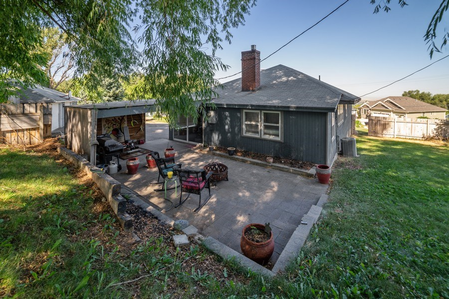 Real Estate Photography - 111 W. 3100 South, Bountiful, UT, 84010 - Rear View