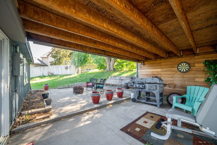 Real Estate Photography - 111 W. 3100 South, Bountiful, UT, 84010 - Patio