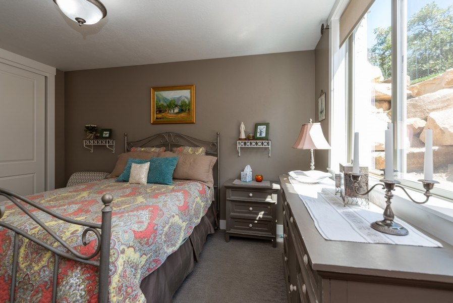Real Estate Photography - 1641 Clyde Lake, Lot 350, Heber City, UT, 84032 - 2nd Bedroom
