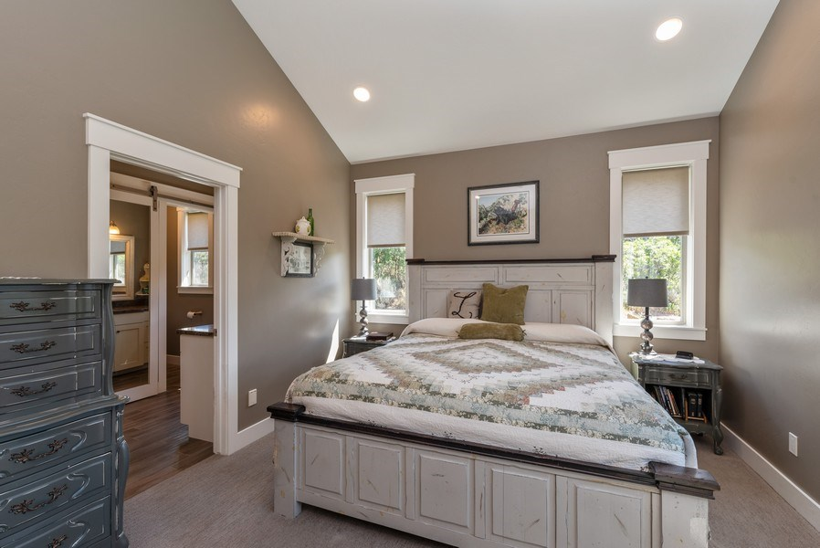 Real Estate Photography - 1641 Clyde Lake, Lot 350, Heber City, UT, 84032 - Master Bedroom