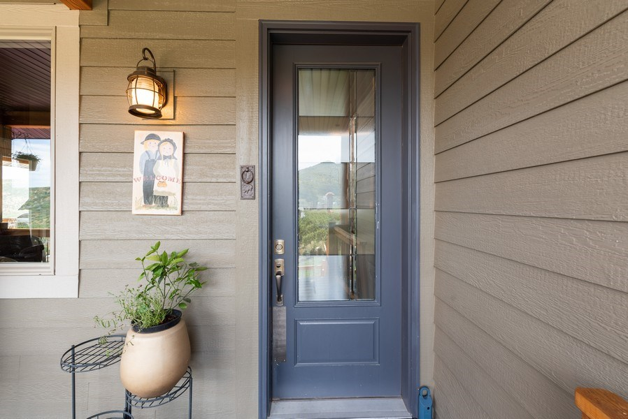 Real Estate Photography - 1641 Clyde Lake, Lot 350, Heber City, UT, 84032 - Entryway