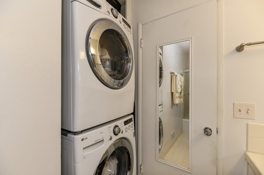 Real Estate Photography - 3616 S 860 E, Millcreek, UT, 84106 - Laundry Room