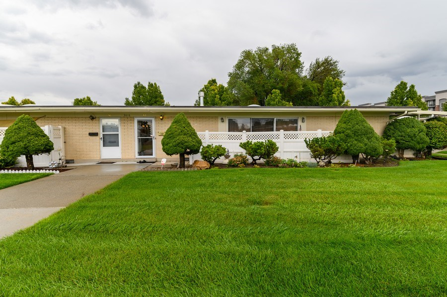 Real Estate Photography - 3616 S 860 E, Millcreek, UT, 84106 - Front View