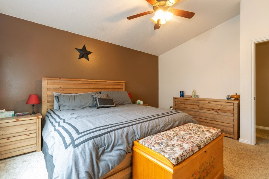 Real Estate Photography - 856 W 2400 N, Lehi, UT, 84043 - Master Bedroom