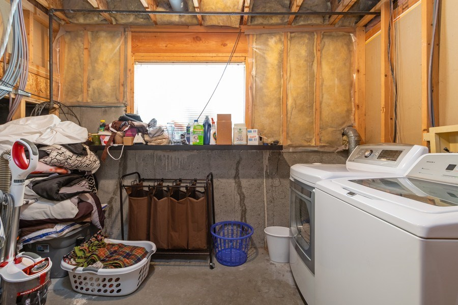 Real Estate Photography - 856 W 2400 N, Lehi, UT, 84043 - Laundry Room