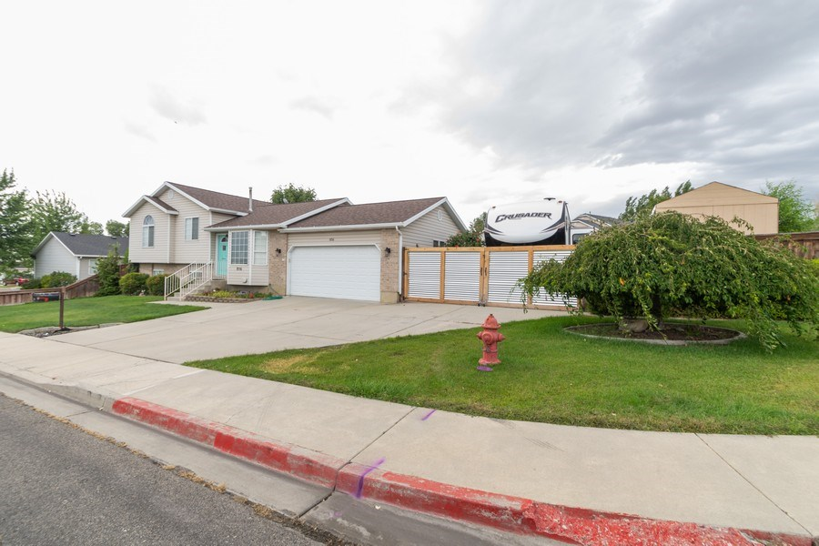 Real Estate Photography - 856 W 2400 N, Lehi, UT, 84043 - Front View