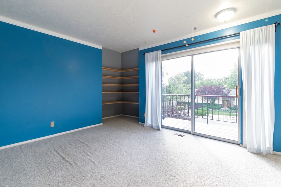 Real Estate Photography - 7661 Brighton Way, Cottonwood Heights, UT, 84121 - Bedroom