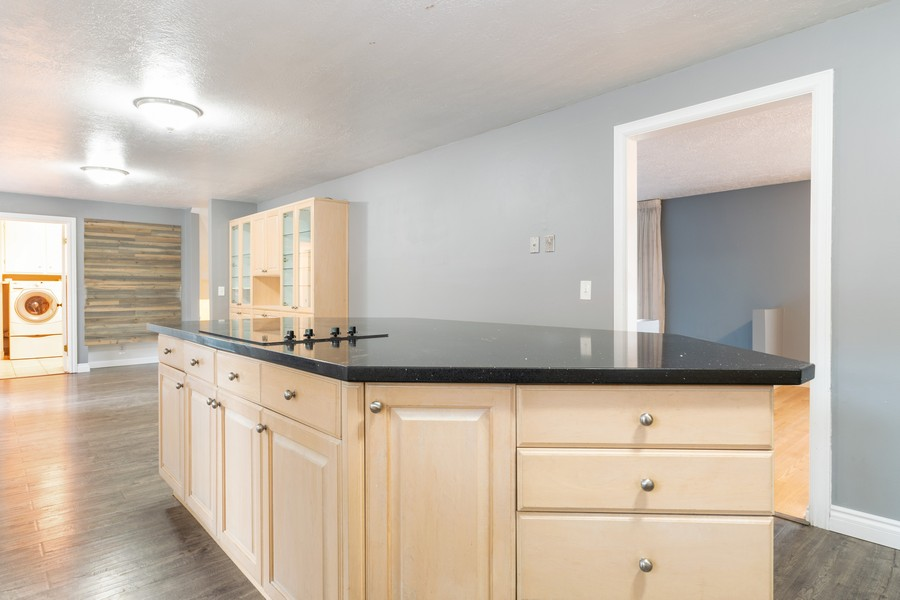 Real Estate Photography - 7661 Brighton Way, Cottonwood Heights, UT, 84121 - Kitchen / Dining Room