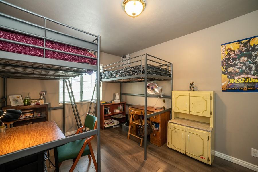 Real Estate Photography - 3242 Plum Tree Lane, Bountiful, UT, 84010 - Bedroom