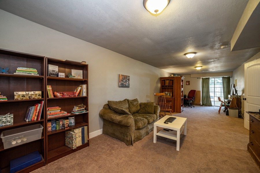 Real Estate Photography - 3242 Plum Tree Lane, Bountiful, UT, 84010 - Basement