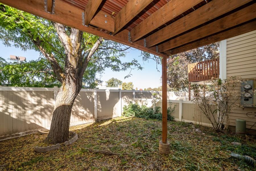 Real Estate Photography - 3242 Plum Tree Lane, Bountiful, UT, 84010 - Back Yard