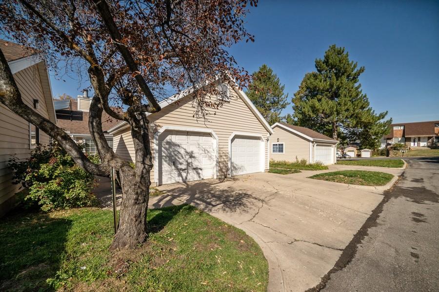 Real Estate Photography - 3242 Plum Tree Lane, Bountiful, UT, 84010 - Garage
